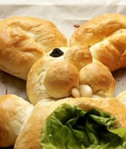 coniglietto di pane