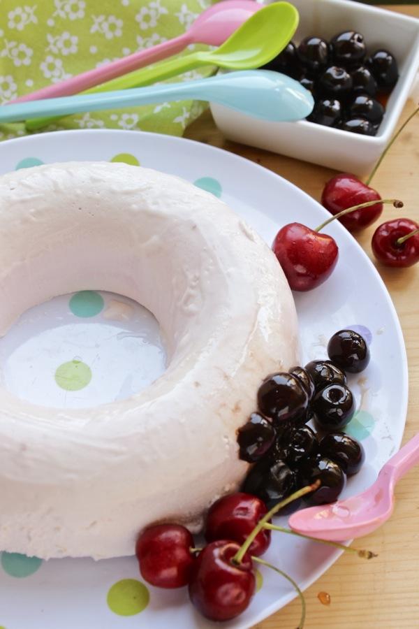bavarese allo yogurt