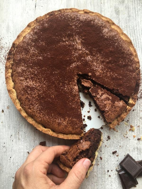 la torta nera