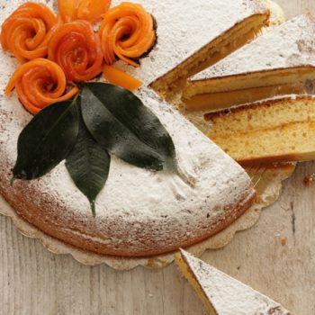 A La Prova del cuoco: Torta in padella farcita all'albicocca senza latticini