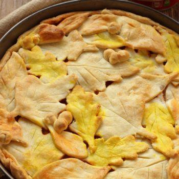 Una ricetta per Pomi: Torta autunnale