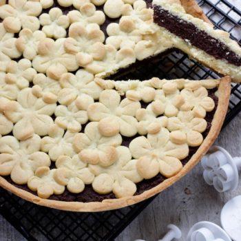 A La Prova del Cuoco: crostata all'olio con biscotto amarena