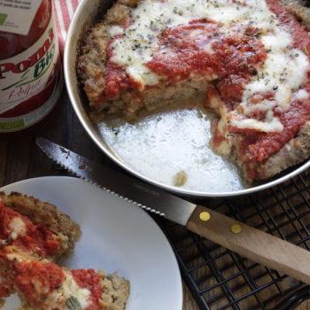 Una ricetta per Pomi: la pizza di carne