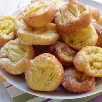 A La Prova del Cuoco: Girelle fritte alle mele