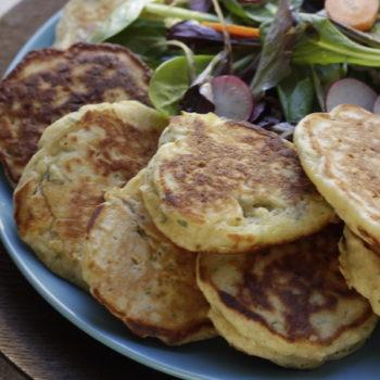 Pancake di pollo per la #giornatacontrolospreco