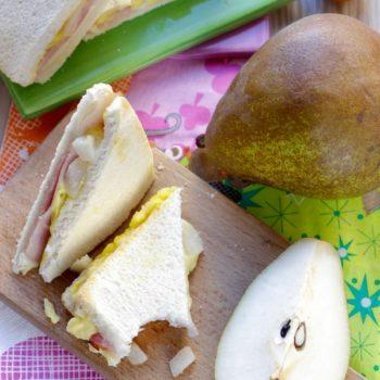 Una ricetta per pera Angelys: Golosone alle pere