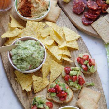 Idee di aperitivi senza cottura!!
