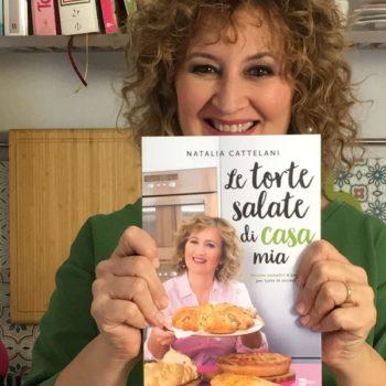 Il nuovo libro: Le torte salate di casa mia