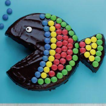 Torta al cioccolato pesce d'aprile!