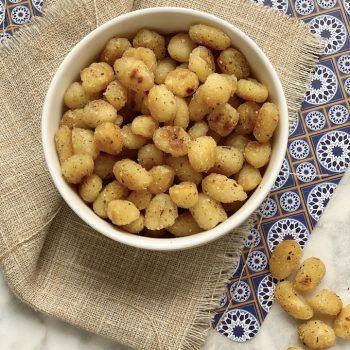 Gnocchi di patate  croccanti