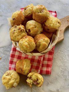 Muffin al salame