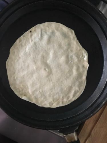 iniziate a cuocere da un lato