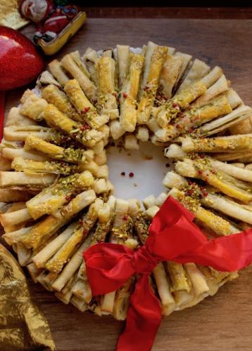 Corona di salatini