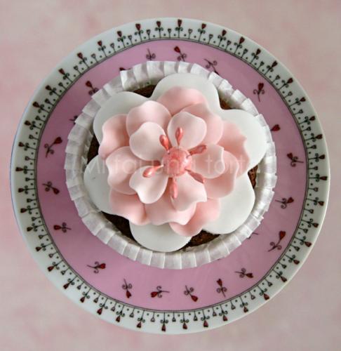 fiore di pasta di zucchero