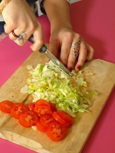 preparate le verdure