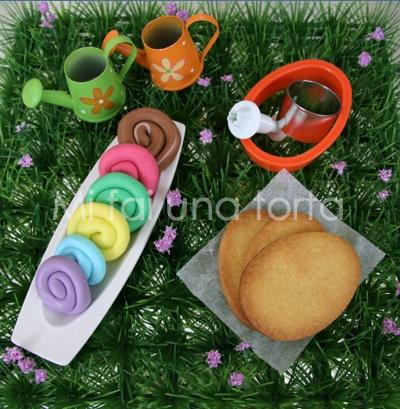 occorrente biscotti